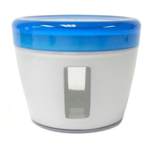 Omada M3251Tc Turquoise Oblo' Jar, 17-Ounce