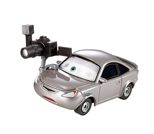 Disney/Pixar Cars Bert with Camera Diecast Vehicle - 1