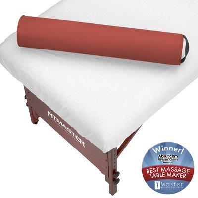 Master Massage 6 inch Round Bolster