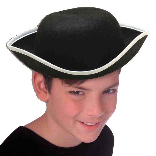 Forum Novelties Costume Accessory Child Size Tricorn Hat - 1