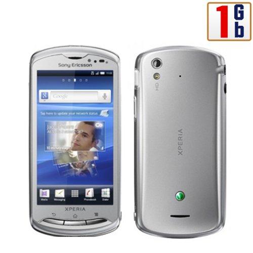 Sony Ericsson Xperia Pro MK16i 1Gb Silver WiFi