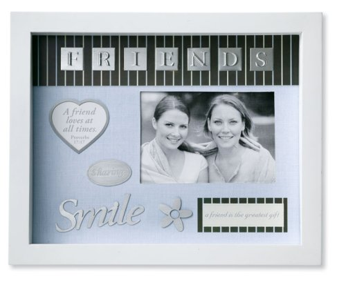 Friends Shadowbox Frame, Zondervan