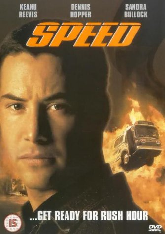 Speed [DVD] [1994]