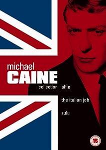 Michael Caine Box Set: Alfie/The Italian Job/Zulu [DVD]