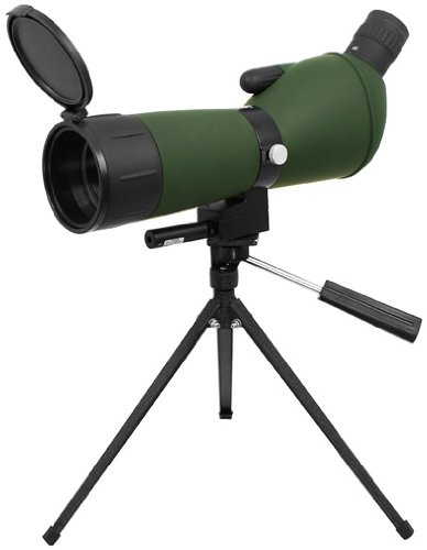 NcStar 20-60X60 Spotting Scope/Green Lens/Red Laser/with Tripod (NG206060G)