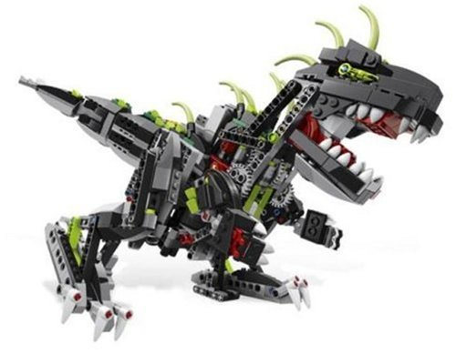LEGO® Creator Monster Dino (4958) | lego power functions instructions