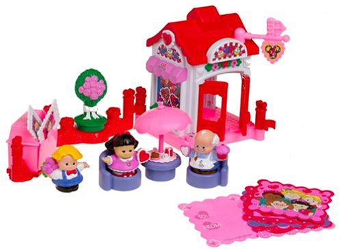 41C655Z42SL Cheap Price Little People Sweet Valentine Set