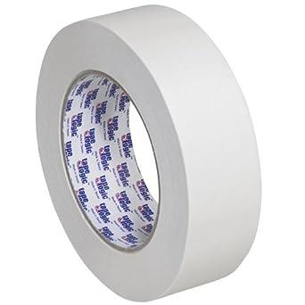 "Tape Logic T936240012PK #2400 Masking Tape, 60 yds Length x 1-1/2"" Width, Natural (Case of 12)"