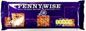 Pennywise (Crawfords) Garibaldi Biscuits Case of 12x100g - Free Shipping
