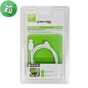Micromax Micromax Bolt Q335 Compatible USB Cable / Travel USB Cable / Mobile USB Cable With 1 Meter USB Cable