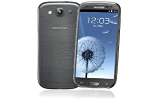 Samsung Galaxy I9300 S3 Factory Unlocked International 16GB - Titanium Gray