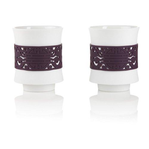 Teavana Purple Dragon Tea Cup Set