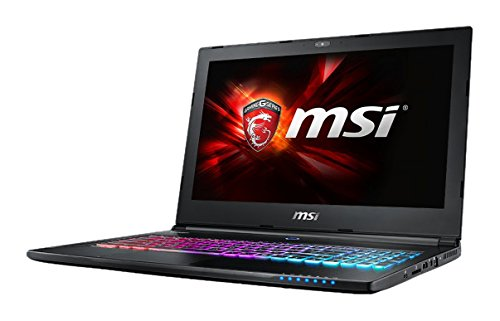 Msi 9s7 16h712 036 ghost pro 4k 156 inch laptop intel core i7 6700hq 16 gb ram 1 tb hdd 256 gb ssd lan wlan nvidia gtx970m graphics windows 10