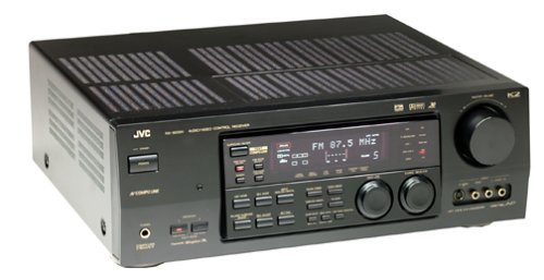 Buy jvc rx 9000vbk dolby digital dts audio video receiver for Yamaha htr 5590 review