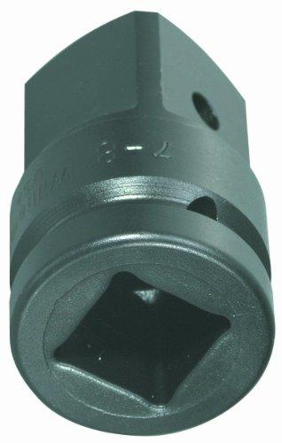 Williams 7-6 1-Inch Drive Impact Adapter, 1-Inch F X 3/4-Inch M