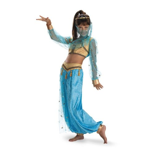 Mystical Genie Costume – Medium (7-8)