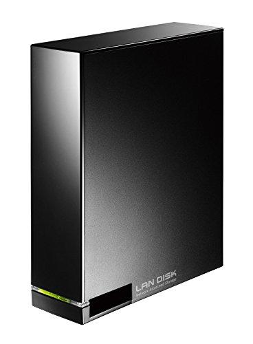 I-O DATA リモートアクセス機能搭載 高速LAN接続型ハードディスク 2.0TB HDL-A2.0R/E