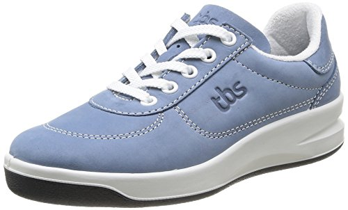 tbs-brandy-zapatillas-de-deporte-de-cuero-para-mujer-azul-bleu-jean-36