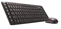 Intex Polo Duo Keyboard and Mouse Combo (Black)