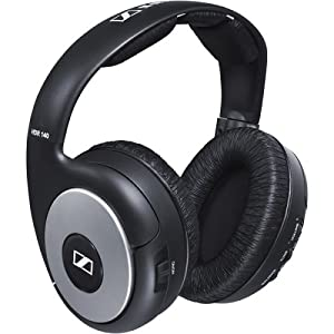 Sennheiser HDR-140 Supplemental HiFi Stereo Wireless Headphone for RS-140 Wireless System (Discontinued by Manufacturer)