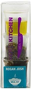Kent's Kitchen Meal Kits Rogan Josh 65 g (Pack of 4)