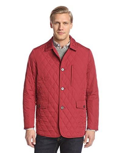 J. McLaughlin Men's Chatham Light Quilted Jacket
