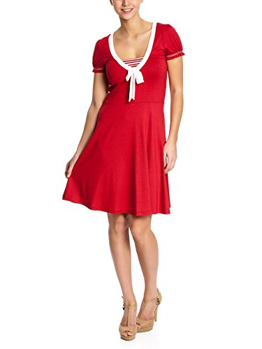 Vive Maria Sweet Ahoi Dress Red rosso Taglia produttore XS
