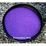 10kg Purple Crystel Sand For Garden Decor Plant Home Decor Backyard Patio Pathway Indoor And Outdoor Gravel Soil Stone Pebbles Chips Decoration Fish Tank Substrate