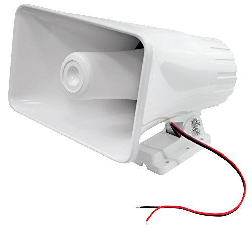 Pyle PHSP5 8-Inch Indoor / Outdoor 65 Watts PA Horn Speaker