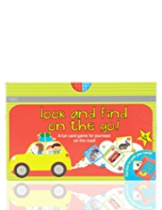 Look & Find On The Go Cards