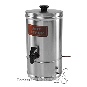 Curtis - SW-2 - 2 Gallon Heated Syrup Dispenser