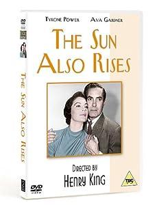 The Sun Also Rises [DVD] [1957]