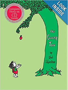 The Giving Tree with CD              Hardcover                                                                                                                                                                                 – March 30, 2004