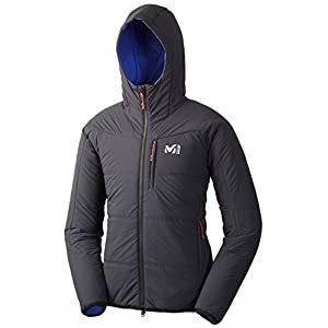 MILLET(ミレー) TOI 3D INSULATED ST HOODIE [トイ3Dインシュレイテッドストレッチフーディー](メンズ) MIV01313 CASTELROCK 3721 L