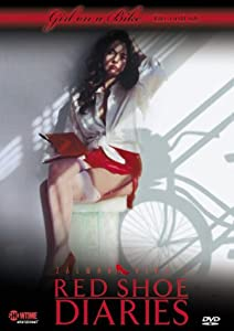 Red Shoe Diaries - Girl on a Bike