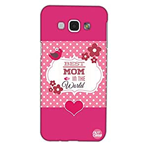 Mothers Day Gifts - Designer Case Cover for Samsung Galaxy Note 5 Nutcase- Best MOM In The World