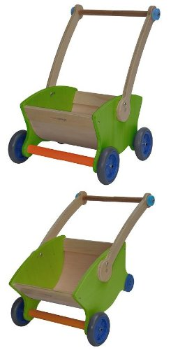 Lift Up Baby Walker Wheelbarrow Convertible Toy