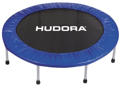 Hudora Trampolin, 96 cm , 6 Fe, belastb. bis 100kg