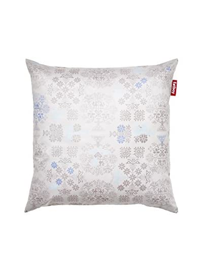 Famous Beanbag Maker Cuscino Special Small, Doodle Blue