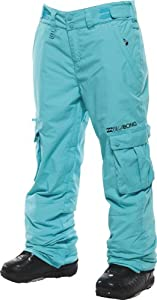 Billabong Women's Gipfel Snow Pants - Blue Radiance, X-Small