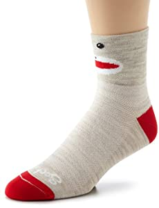 SockGuy Men's Monkey 3 Inch Socks at 'Sock Monkeys'