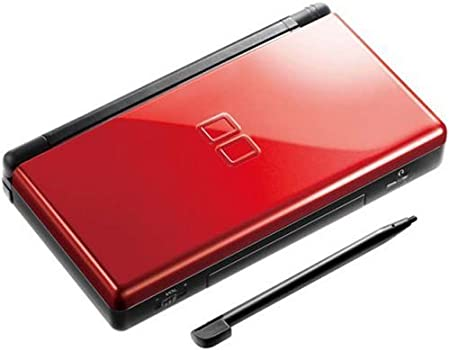 Nintendo DS Lite Crimson / Black