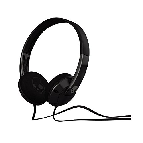 Skullcandy Uprock S5Urfz-033 Supreme Sound On-Ear Headphone (Black)