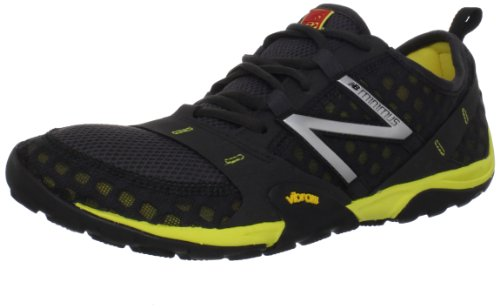New Balance Men's MT10GY Grey/Yellow Trainer 7 UK, 40.5 EU, 7.5 US D