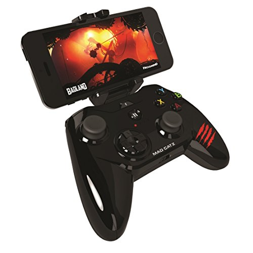 Mad Catz Micro C.T.R.L.i Mobile Gamepad Made for Apple iPod, iPhone, and iPad (Monster Hunters Freedom Unite compare prices)
