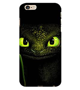 Fiobs Dragon Eyes Phone Back Case Cover for Apple iPhone 6 Plus