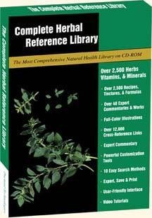 Complete Herbal Reference Library