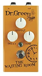 Dr. Green The Waiting Room Delay Guitar Effects Pedal by Dr. Green