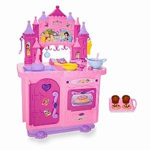 Disney Princess Cinderella Kitchen Playset Review