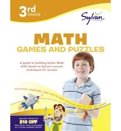 3rd-grade-math-games-puzzles-sylvan-learning-center-paperback-common